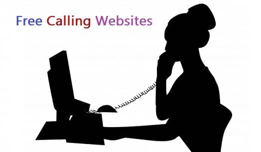 Websites for Calling