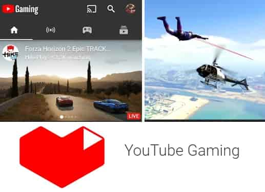 YouTube Gaming App