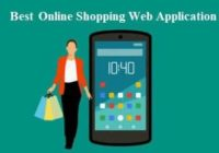Online Shopping Web Application
