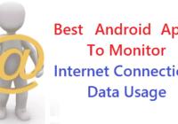 Internet Data Usage Apps