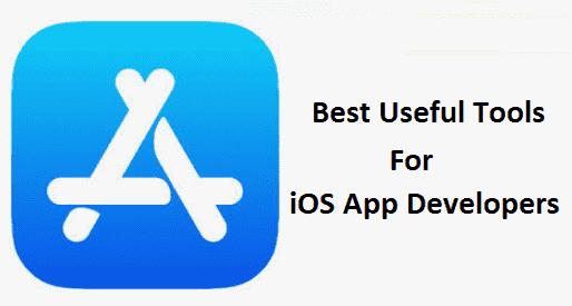 iOS App Tools