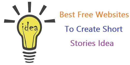 Short Stories Idea