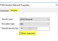 View Saved WiFi Passwords on Windows