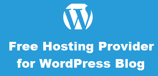 Free Hosting WordPress